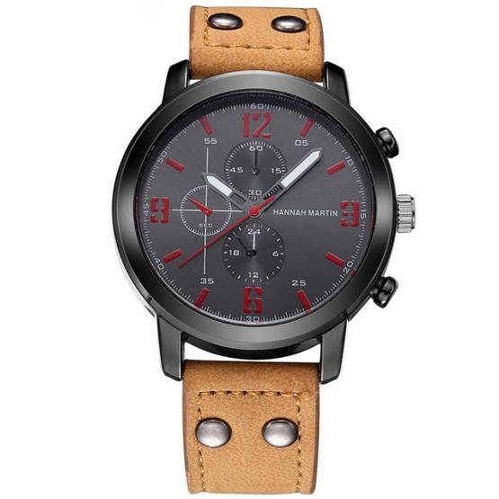 นาฬิกาข้อมือ รุ่น HM2012-BR