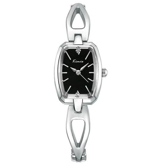 นาฬิกาข้อมือ รุ่น KW6216-SI/BK