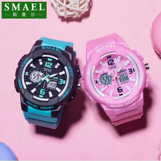 Smael นาฬิกา รุ่น SM1643-PI