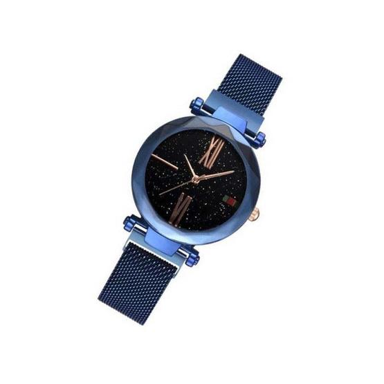 GOGOEY นาฬิกาผู้หญิง GO-F811172น้ำเงิน