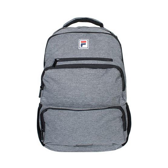 FILA Issac กระเป๋าเป้สะพายหลังผู้ใหญ่ สีเทา