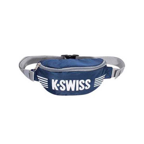 K-SWISS Susie กระเป๋าคาดเอวผู้ใหญ่ สีน้ำเงิน