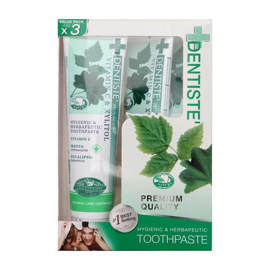เดนทิสเต้ ยาสีฟัน 160 กรัม (แพ็ก3)