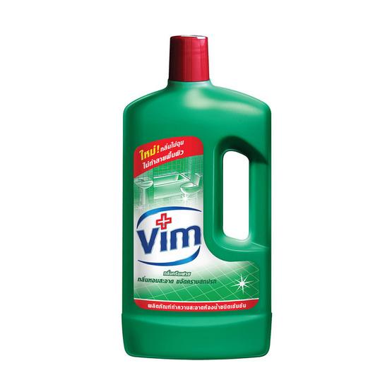 วิม น้ำยาล้างห้องน้ำสีเขียว 900 มล.