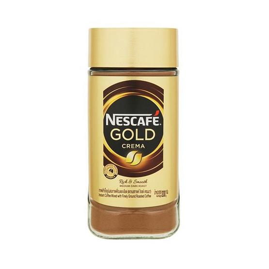 เนสกาแฟ โกลด์เครมมาขวด 200 กรัม