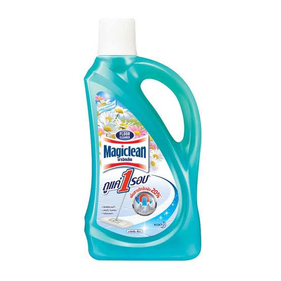 มาจิคลีน น้ำยาทำความสะอาดพื้น ยามเช้า 900 มล.