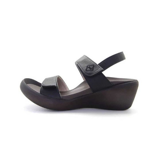 รีเก็ทต้า คานู รองเท้าสุขภาพ รุ่น CJLW5522 / Black