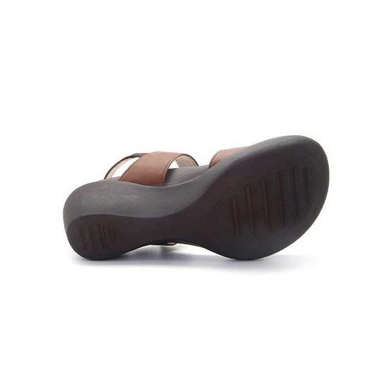 รีเก็ทต้า คานู รองเท้าสุขภาพ รุ่น CJLW5522 / Brown