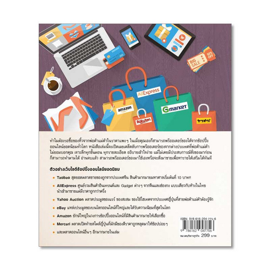 สั่งสินค้าออนไลน์ พรีออเดอร์+ประมูลของ จากทั่วโลก