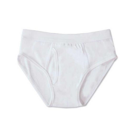 Tepp Simply กางเกงในเปิดเป้า ขาว