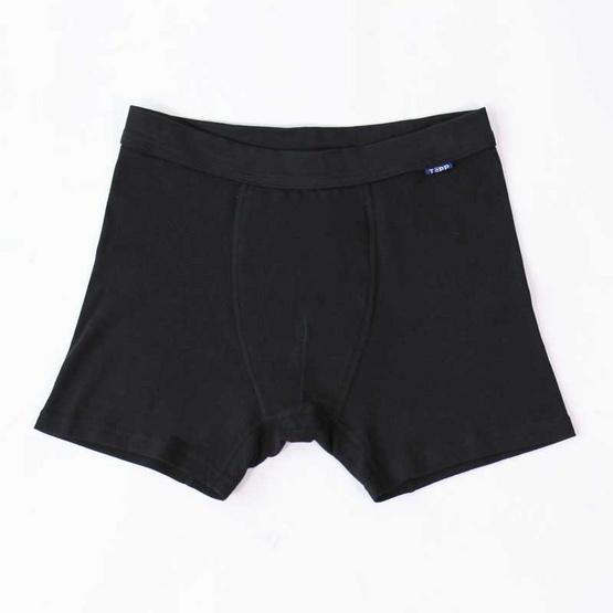 Tepp Simply กางเกงบ็อกเซอร์ ดำ