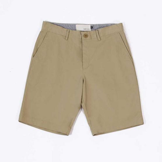 Tepp Simply กางเกงขาสั้น กากี