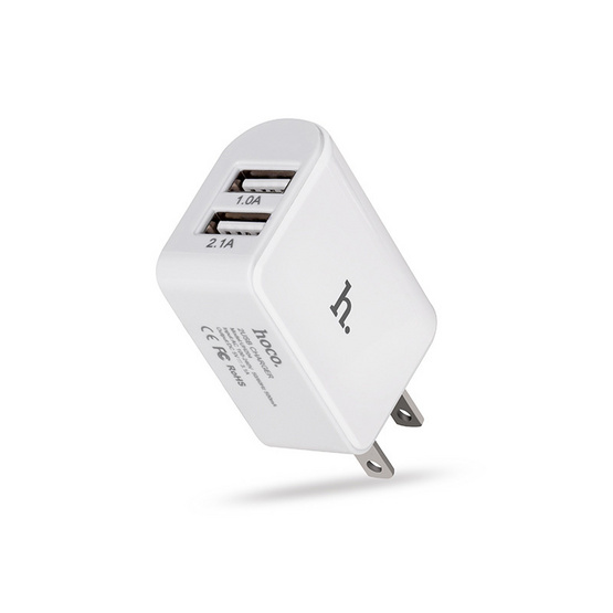 HOCO UH204 2 port charger (t)