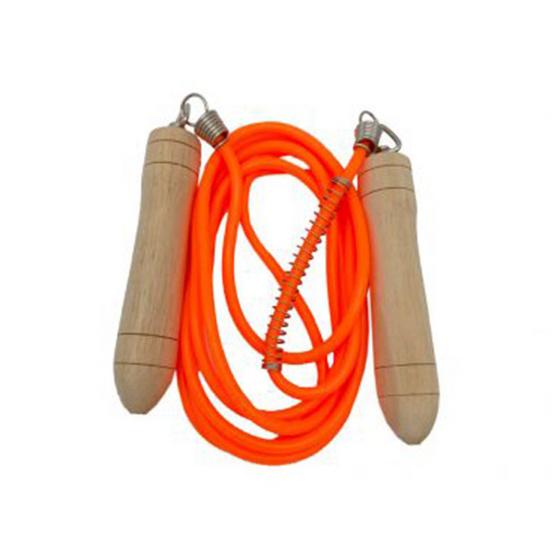 Thai Sports เชือกกระโดด สีสะท้อนแสง ส้ม