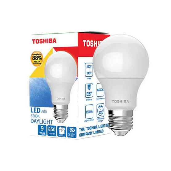 TOSHIBA  หลอด LED Bulb G7 9W เดย์ไลท์ E27