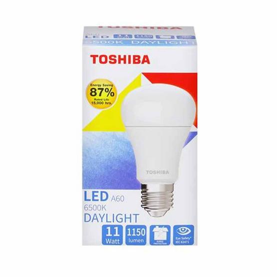 TOSHIBA  หลอด LED Bulb G7 11W เดย์ไลท์ E27
