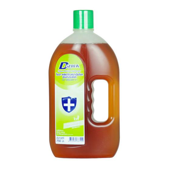 ไดวา น้ำยาฆ่าเชื้อโรคอเนกประสงค์ 750 มล.