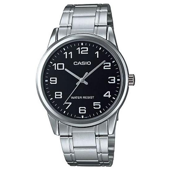 Casio นาฬิกาข้อมือ รุ่น MTP-V001D-1B