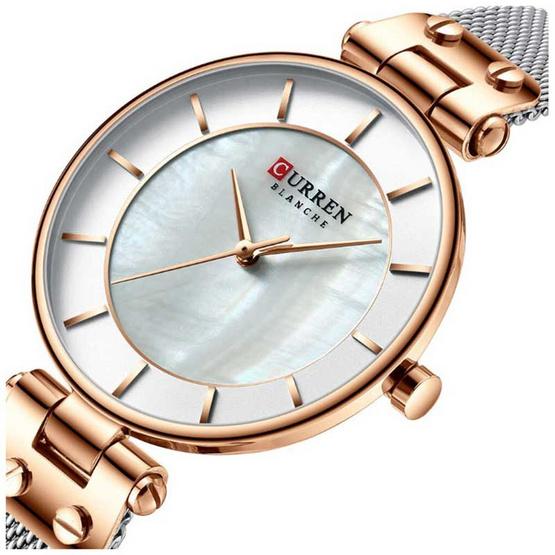 CURREN นาฬิกาข้อมือ รุ่น C9056-SI/RG
