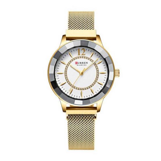 CURREN นาฬิกาข้อมือ รุ่น C9066-GO