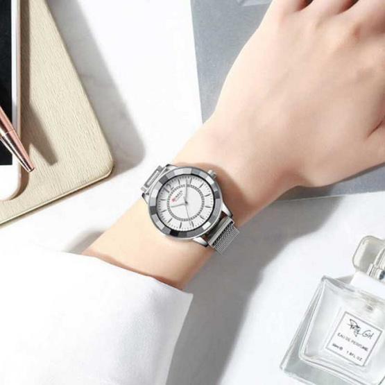 CURREN นาฬิกาข้อมือ รุ่น C9066-SI