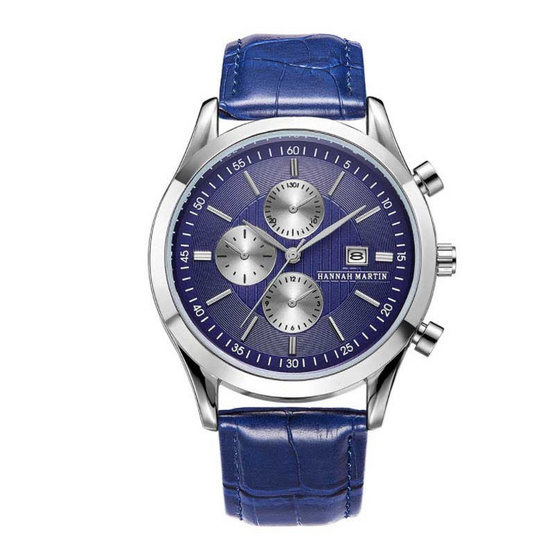 HANNAH MARTIN นาฬิกาข้อมือ รุ่น HM305-BL