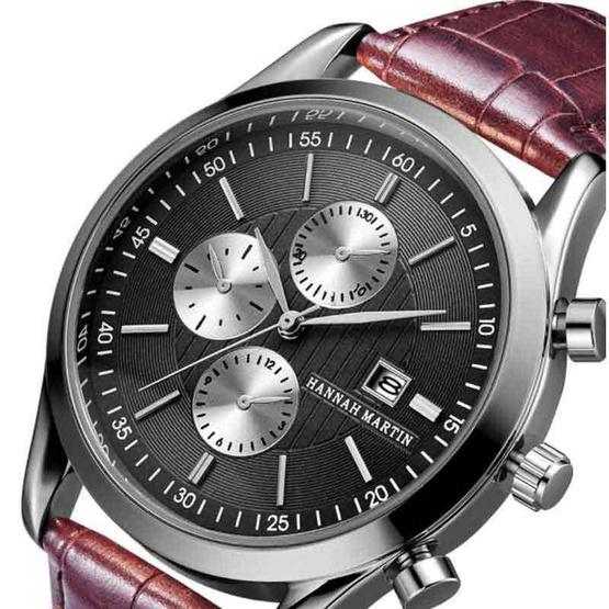 HANNAH MARTIN นาฬิกาข้อมือ รุ่น HM305-BR
