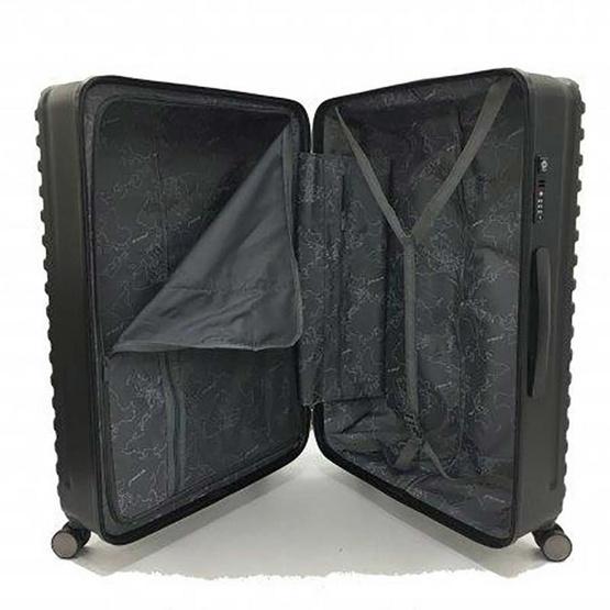 BP WORLD กระเป๋าเดินทาง รุ่น18812 ขนาด29 สีดำ
