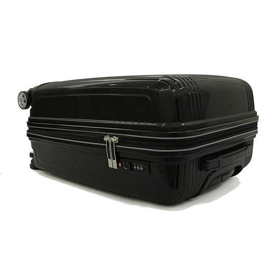 BP WORLD กระเป๋าเดินทาง รุ่น Beefy 8005 ขนาด 20 สีดำ