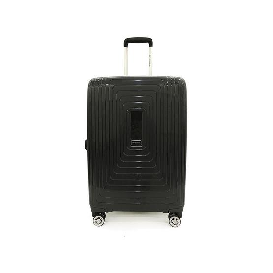 BP WORLD กระเป๋าเดินทาง รุ่น Beefy 8005 ขนาด 25 สีดำ