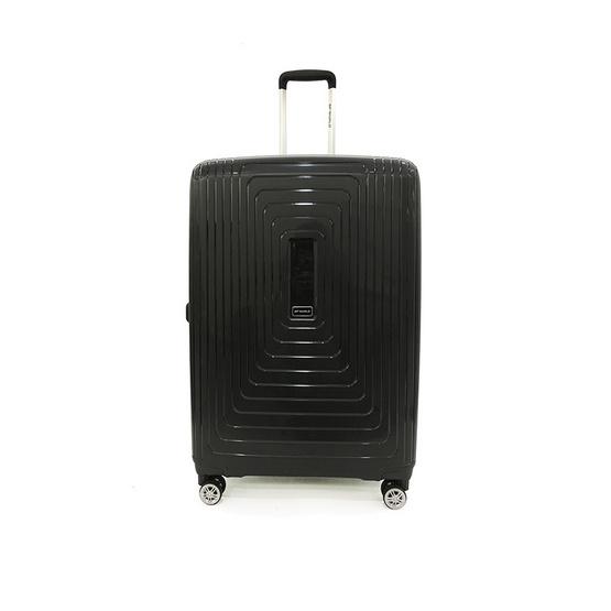 BP WORLD กระเป๋าเดินทาง รุ่น Beefy 8005 ขนาด 29 สีดำ