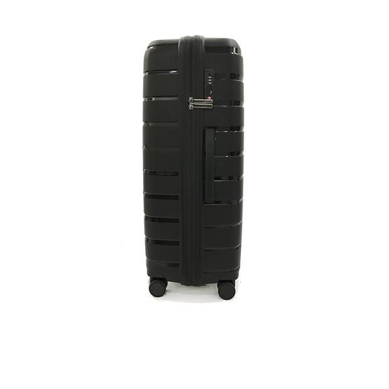 BP WORLD กระเป๋าเดินทาง รุ่น 8505 ขนาด29นิ้ว สีดำ