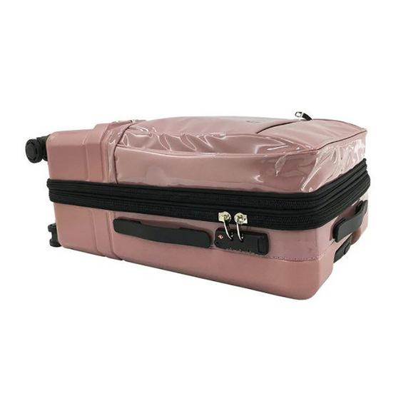 BP WORLD กระเป๋าเดินทาง รุ่น Seductive 2172 ขนาด20 สีชมพู