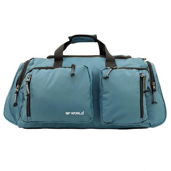 BP WORLD กระเป๋าสะพาย รุ่นB343 สีฟ้า