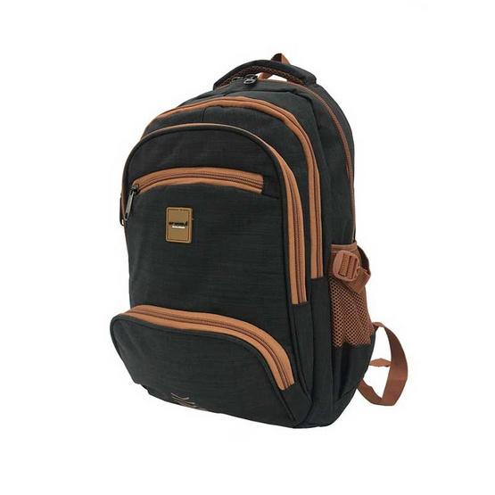 BP WORLD กระเป๋าเป้ รุ่น P7816 สีดำ