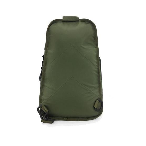 BP WORLD กระเป๋าคาดอก CAMO Collection รุ่น C6421 สีเขียว