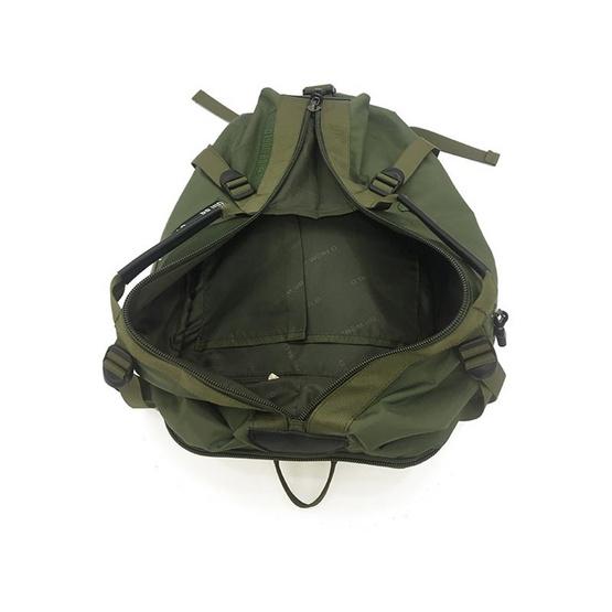 BP WORLD กระเป๋าเป้ CAMO Collection รุ่น P6420-GR สีเขียว