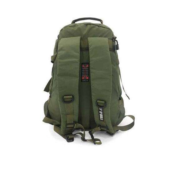 BP WORLD กระเป๋าเป้ CAMO Collection รุ่น P6419-GR สีเขียว