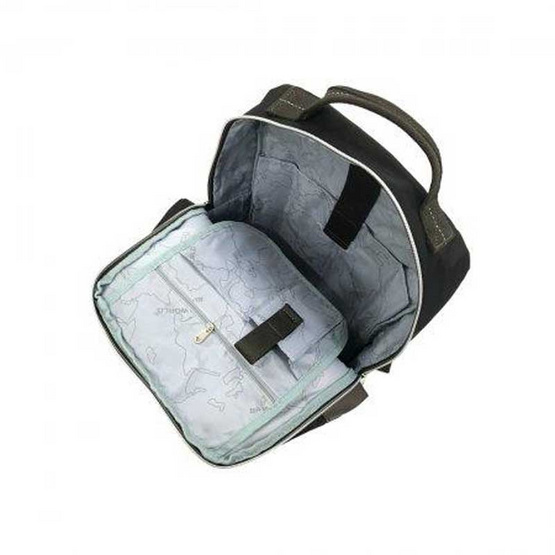 BP WORLD กระเป๋าเป้ รุ่น P003 สีดำ