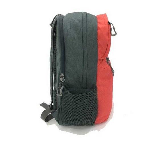 BP WORLD กระเป๋าเป้ รุ่น P3018 สีส้ม