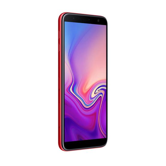 Samsung Galaxy J6+ Red (รองรับฉพาะเครือข่ายทรูมูฟเอชเท่านั้น) (t)