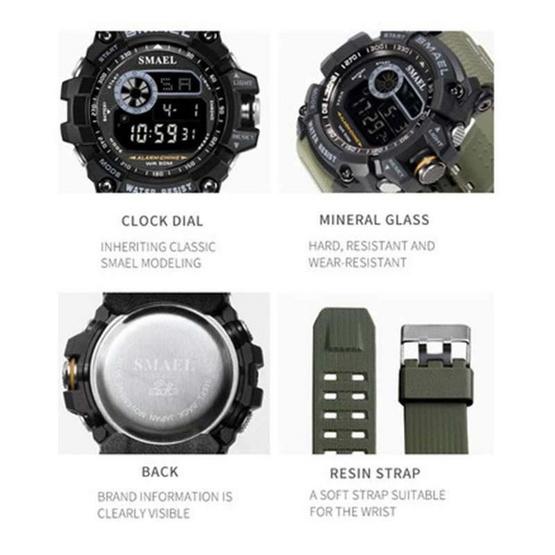 Smael นาฬิกาข้อมือ รุ่น SM8010