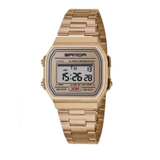 SANDA นาฬิกาข้อมือรุ่น SW405-RG
