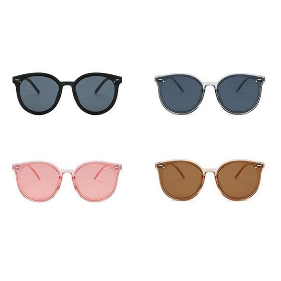 Fancyqube แว่นตากันแดดแฟชั่น GM1-BR