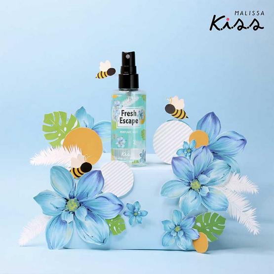 Malissa Kiss สเปรย์น้ำหอม Perfume Mist Fresh Escape 88 มล.
