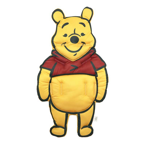 Erin เบาะรองนอนรถเข็นสำหรับเด็ก Pooh