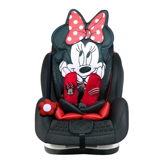 Erin Carseat Minnie Mouse