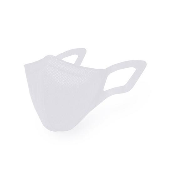 Snake Brand หน้ากาก PM 2.5 Mask 3D สีขาว