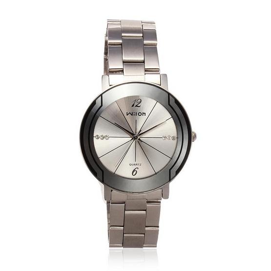 Wilon นาฬิกาข้อมือ รุ่น WL2707-WH