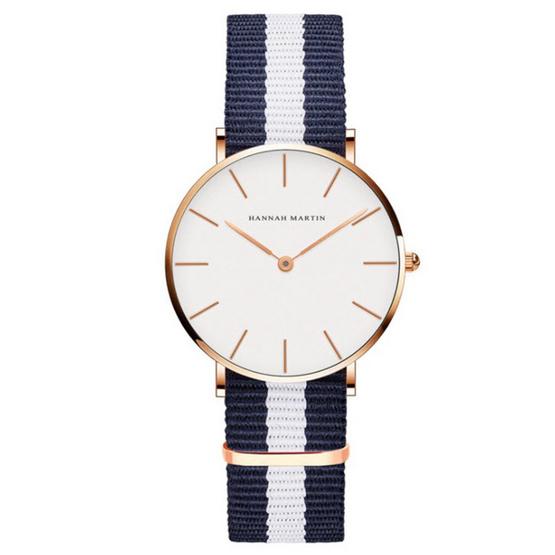 HANNAH MARTIN นาฬิกาข้อมือ รุ่น HM3690-BL